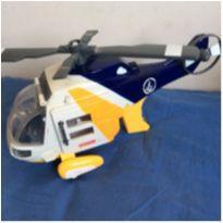Helicóptero imaginext -  - Imaginext