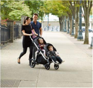 Carrinho duplo baby jogger importado - Sem faixa etaria - Babyjogger