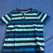 Camiseta carters tam4 - 4 anos - Carter`s e OshKosh