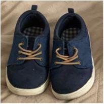 Tênis jeans Carters, importado, tam 11usa, tam 28 - 28 - Carter`s e OshKosh