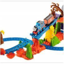 Pistas Thomas e seus amigos, igual às fotos -  - Mattel e Fisher Price