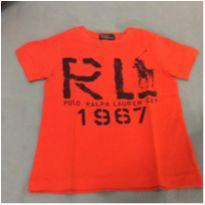 Camiseta polo RAlph, importada, tam 4 - 4 anos - Ralph Lauren