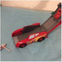 Lançador de carrinhos Mcquen -  - Mattel