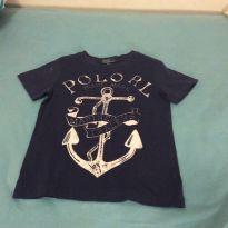 Camiseta polo rallph, importada, tam4 - 4 anos - Ralph Lauren