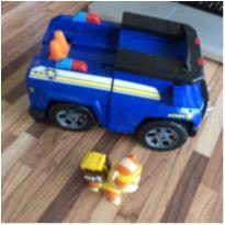 Super carro patrulha com fricção -  - Patrulha