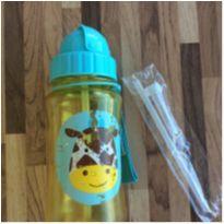 Copo Skiphop girafa com canudo extra -  - Skip Hop