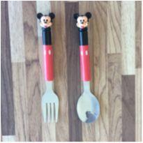 Talher infantil inox mickey -  - Disney
