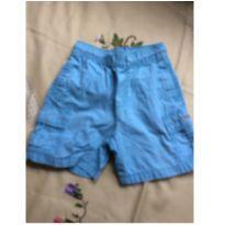 Kit short e camiseta ML, tam5 - 5 anos - OshKosh e Zara