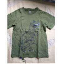 Kit 2 camisetas, oshkosh Carters, tam5 - 5 anos - OshKosh e Carter`s
