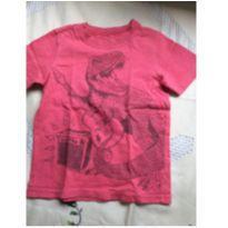 Kit 2 camisetas oshkosh Carters, tam 5 - 5 anos - OshKosh e Carter`s