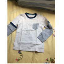 Camiseta ML, nova, oshkosh Carters, importada, tam5 - 5 anos - OshKosh e Carter`s