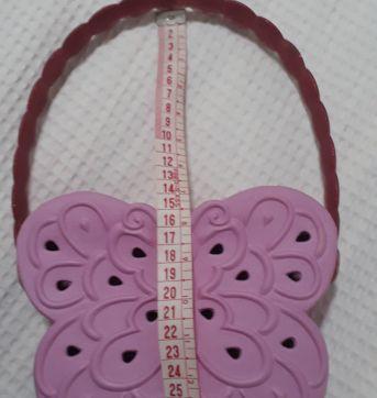 Bolsa butterfly crocs - Sem faixa etaria - Crocs