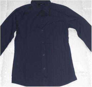 Camisa social tommy hifilger 12 anos - 12 anos - Tommy Hilfiger