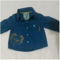 Camisa Tigor Baby - 0 a 3 meses - Tigor Baby