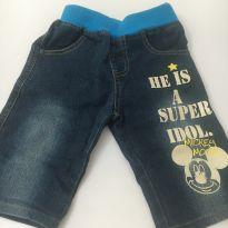 Calça jeans Mickey - 24 a 36 meses - Importada