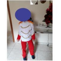 Fantasia principe - 8 anos - Não informada