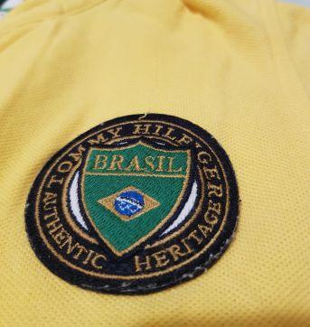 Polo Tommy Hilfiger original copa do mundo - 3 anos - Tommy Hilfiger