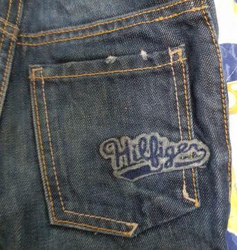 Calça Jeans Tommy Hilfiger original - 2 anos - Tommy Hilfiger