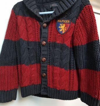 Casaco de lã Tommy Hilfiger original - 2 anos - Tommy Hilfiger