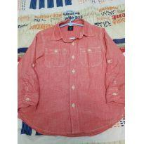 Camisa GAP original - 4 anos - Baby Gap