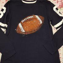 Camiseta manga longa GAP original - 6 anos - GAP