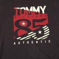 Camiseta Tommy hilfiger original - 7 anos - Tommy Hilfiger