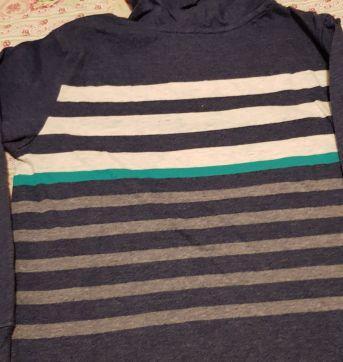 Camiseta manga longa GAP - 6 anos - GAP