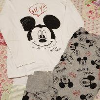 Pijama Mickey mouse - 6 anos - Disney