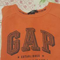 Blusão moletom GAP original - 6 anos - GAP