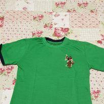 Camiseta US Polo AASN Original - 5 anos - US Polo Assn