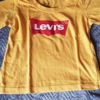 Camiseta Levis - 1 ano - Levi`s