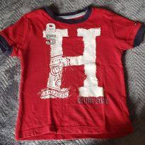 Camiseta Tommy hilfiger original - 2 anos - Tommy Hilfiger