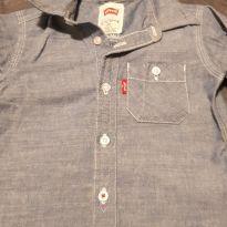 Camisa Levis - 18 meses - Levi`s