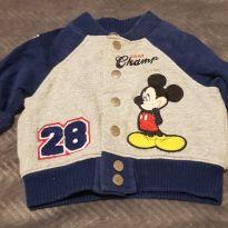 Jaqueta colegial Mickey Disney - 3 meses - Disney