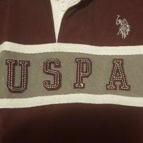 Camisa Polo US POLO ASSN original - 4 anos - US Polo Assn