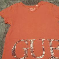Camiseta Guess original - 4 anos - Guess