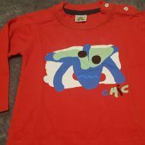 Camiseta Chicletaria - 6 meses - Chicletaria