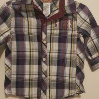 Camisa Guess original - 1 ano - Guess