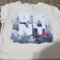 Camiseta DKNY original - 3 a 6 meses - DKNY