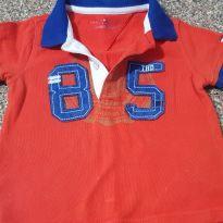 Camisa Polo Tommy Hilfiger original infantil - 1 ano - Tommy Hilfiger