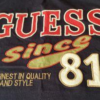 Camiseta Guess original - 10 anos - Guess