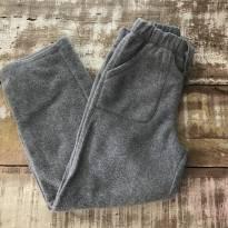 Calça moletom fleece cinza OshKosh tam 8 - 8 anos - OshKosh