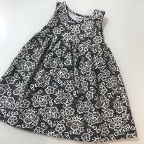Vestido estampa rendada peluciado Rovitex tam 3 - 3 anos - Rovitex