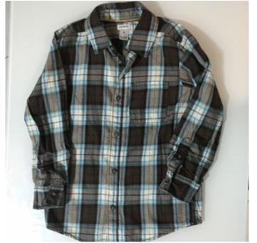 Camisa xadrez Carter's tamanho 8 - 8 anos - Carter`s
