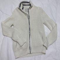 Casaco de tricô Zara tam 6-7 - 6 anos - Zara
