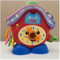Brinquedo musical com luz Cuco Fisher Price -  - Fisher Price