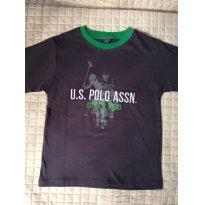 Camiseta Polo USA - 6 anos - US Polo Assn