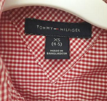 Camisa Tommy - 4 anos - Tommy Hilfiger