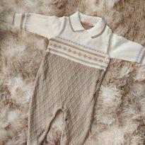 Macacão Chic Alô Bebê - 3 a 6 meses - Alô bebê