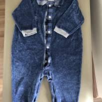 Macacão fofinho - 3 meses - Baby fashion
